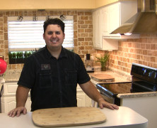 On The Cutting Board with Cristian Feher
