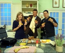 Chef Cristian Feher on the Daytime Show!