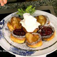 Mini Baby Dutch Pancakes